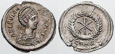 Византийские монеты