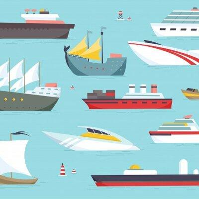 История развития водного транспорта timeline