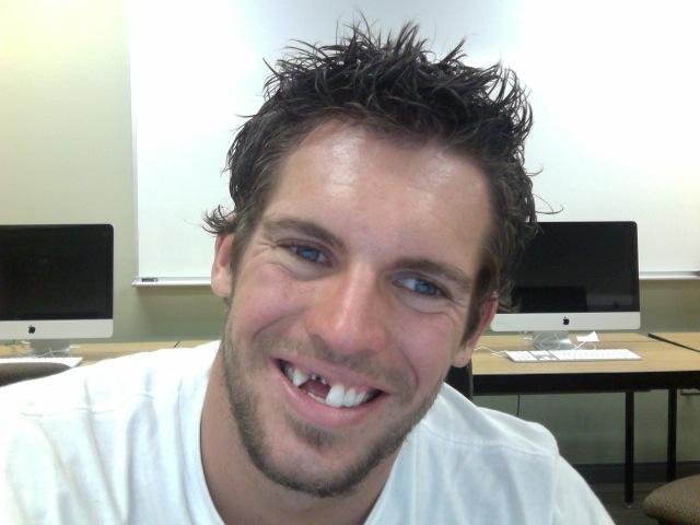 Teeth Destroyed