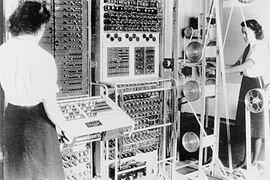 Los computadores Colossus
