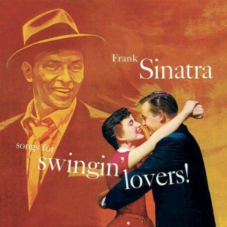 Songs for Swingin' Lovers! de Frank Sinatra.