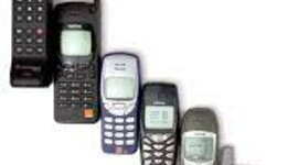 historia de el telefono movil timeline