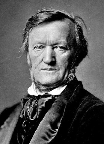 Richard Wagner. (1813-1883).