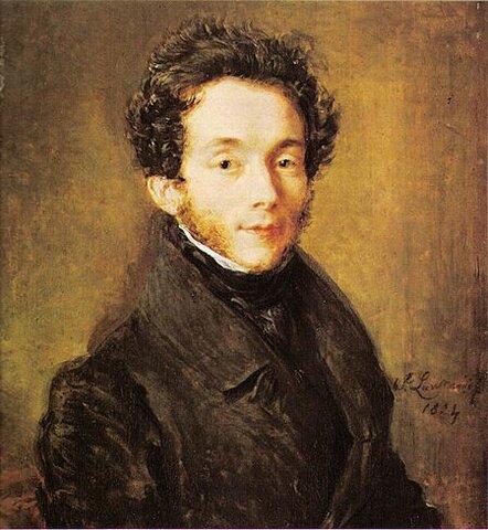 Carl Maria von Weber. (1786-1826).
