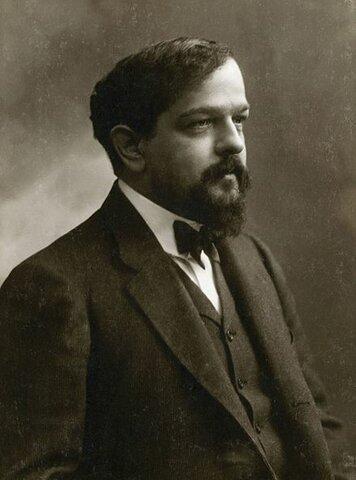 Claude Debussy. (1862-1918).