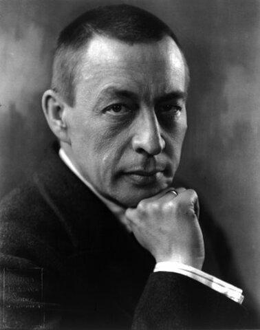 Serguéi Rajmáninov. (1873-1943).