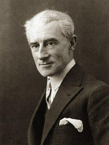 Maurice Ravel. (1875-1937).