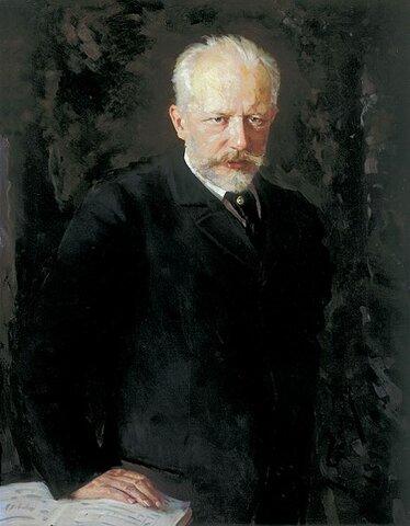 Piotr Ilich Chaikovski. (1840-1893).