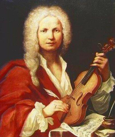 "Antonio Vivaldi. (1678-1741). ""Il prete rosso"" («El cura rojo»)."