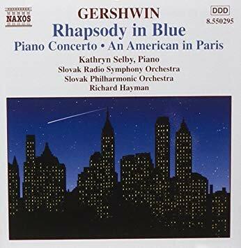 """""""Rhapsody in Blue"""". por George Gershwin. Estreno en New York."""