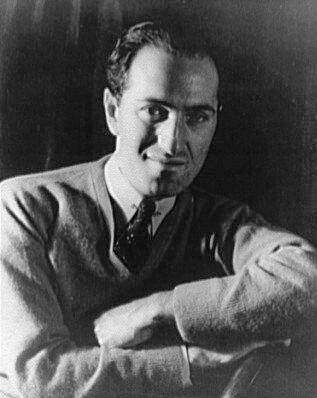 George Gershwin. (1898-1937).