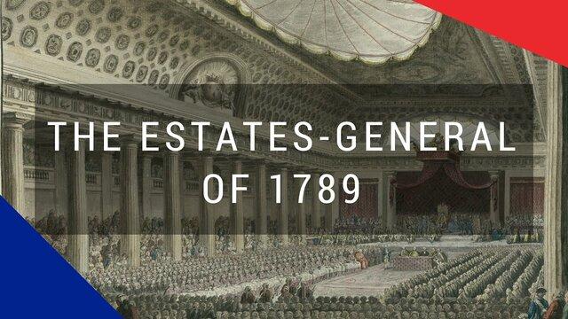 Estates General calling