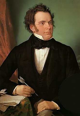 Franz Schubert. (1797-1828).