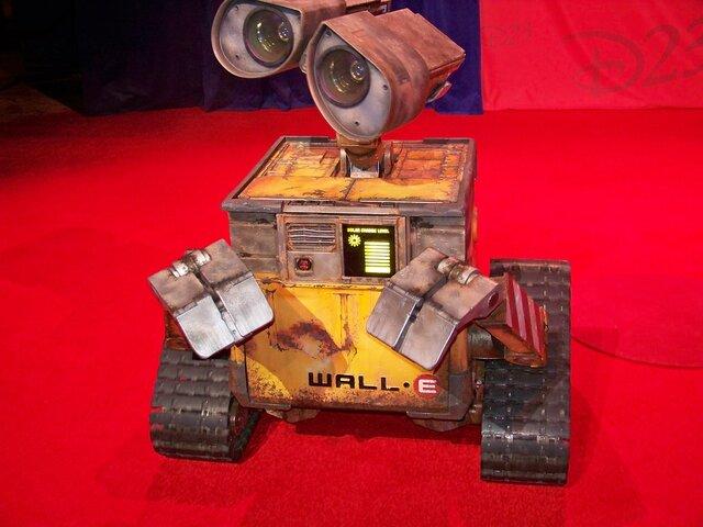 Meeting Wall-E