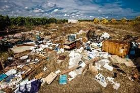 Trash around the world