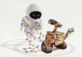 Wall-E meets Eve
