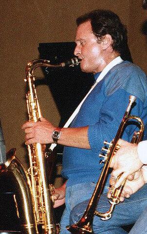 """Stan Getz. (1927-1991). """"El Sonido""""."""