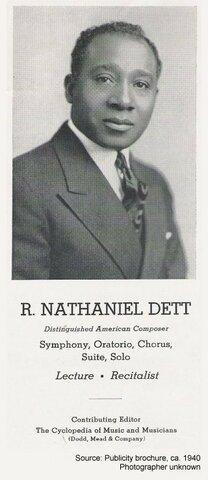 Dett (1882-1943)