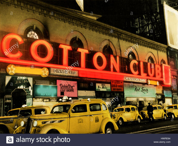 The Cotton Club (1923-1940)