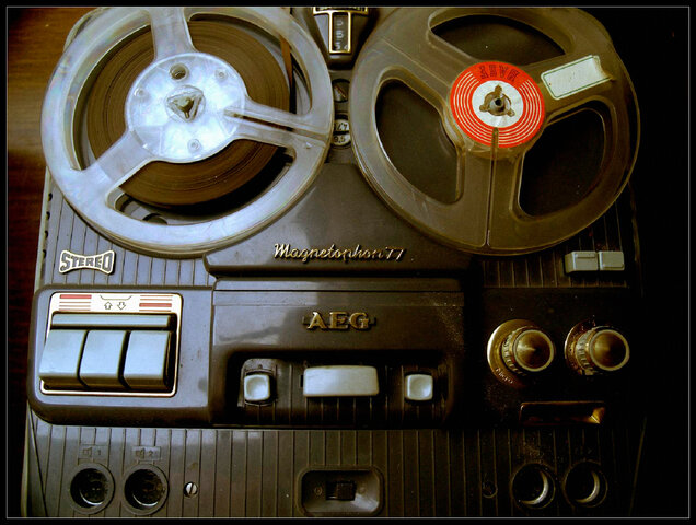 AEG Magnetophon Tape Recorder (1935)