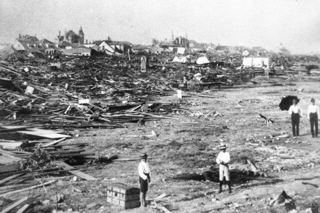 Galveston Hurricane (1900)