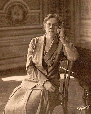 Nadia Boulanger (1887-1979)