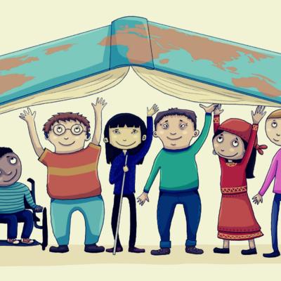 Marco Legal Evolución de la Educación Inclusiva timeline