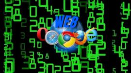 La historia de la WEB. timeline