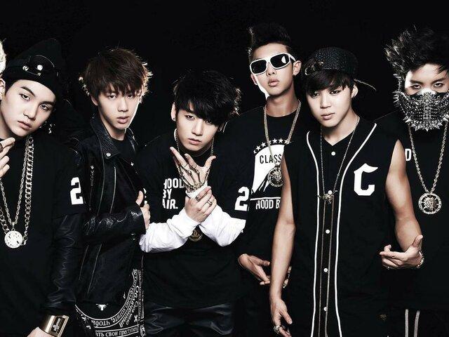Debut de BTS