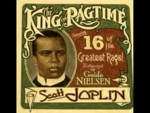 "Scott Joplin ""Maple Leaf Rag"""
