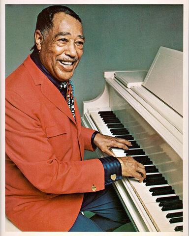 Duke Ellington Dies