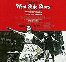"Leonard Bernstein's "" A Westside Story"""