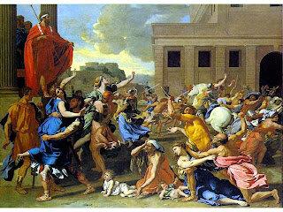 Creació de l'imperi Romà