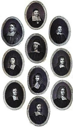 Puritan 1653- 1660