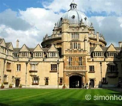William graduation of Oxford