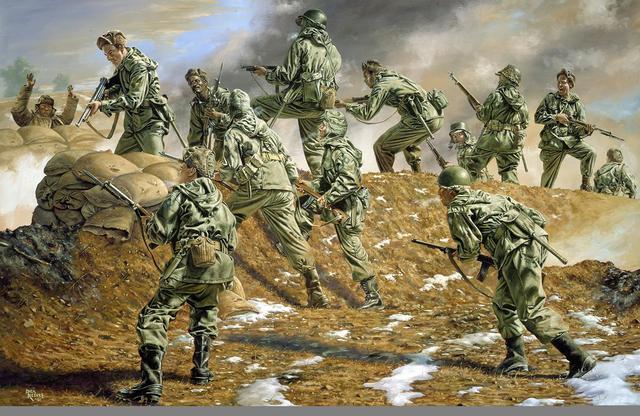 NORTH KOREAN PEOPLE' S ARMY