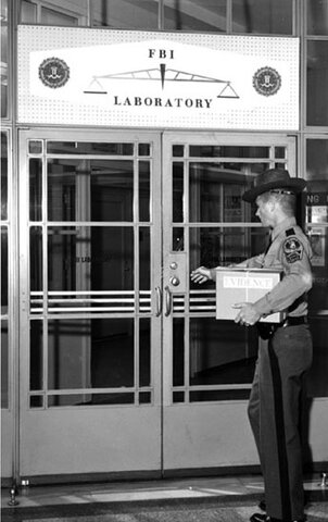 FBI establishes a crime lab