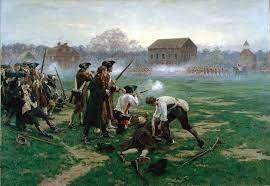 Battles of Lexington/ Concord