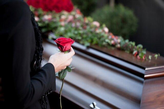 Fallecimiento de mamá