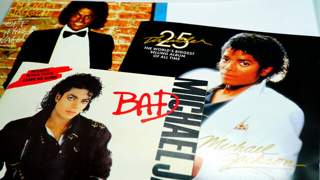 Michael's new album