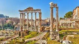 Eix cronològic de l' Antiga Roma  timeline