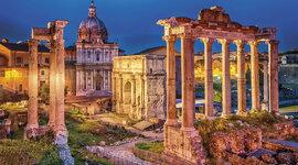 Eix cronològic de l'Antiga Roma  timeline