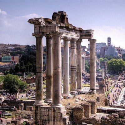 Eix cronològico de l'Antiga Roma timeline