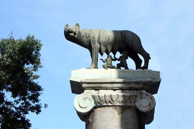 Fundació de Romà