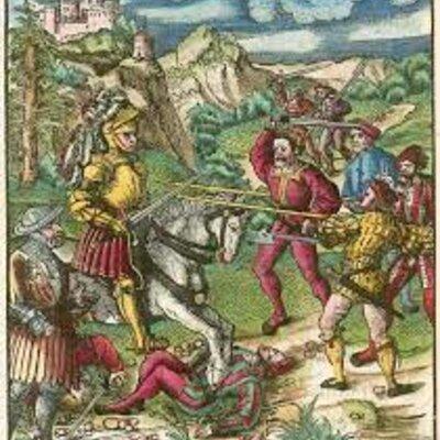 Timeline One: Medieval/Ren (476-1430-1600)