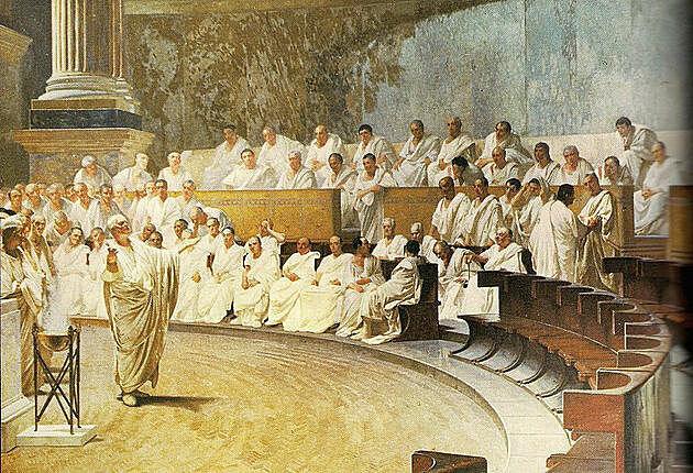 Diferents formes de govern a Roma