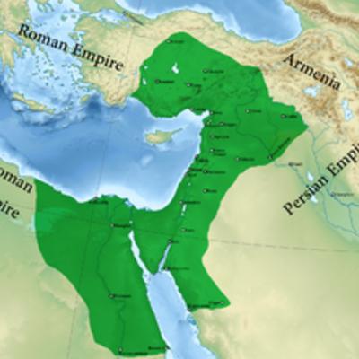 Midden-Oosten prehistorie tijdbalk timeline