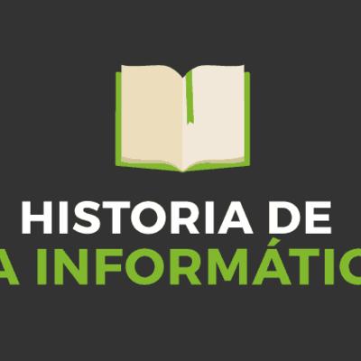 Los principales hitos históricos de la informática timeline