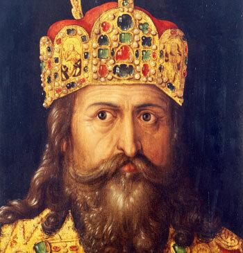 Carlo Martello (714 - 717)
