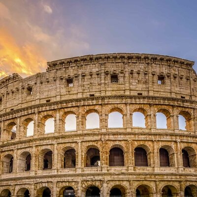 Eix cronologic historia de Roma timeline